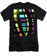 Coronado Hospital Chapel Stained Glass Men's T-Shirt (Athletic Fit)