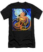 Creation Of Man Men's T-Shirt (Athletic Fit)