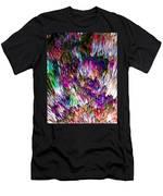 Crystalline Crimsonicity Men's T-Shirt (Athletic Fit)
