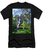 Curly Tree Men's T-Shirt (Athletic Fit)