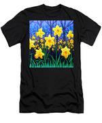 Daffodil Dance Men's T-Shirt (Athletic Fit)