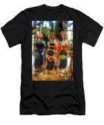 Delight With Vinegar Men's T-Shirt (Athletic Fit)