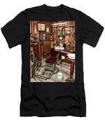 Dentist - The Dentist Chair Men's T-Shirt (Athletic Fit)