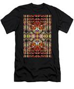 Doorways Thru Sacred Bridge Men's T-Shirt (Athletic Fit)