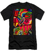 Driven To Abstraction - Parts And Pieces Men's T-Shirt (Athletic Fit)