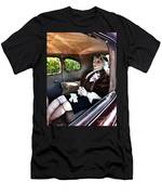 Driving Miss Daizee Men's T-Shirt (Athletic Fit)