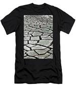 Dry Lake Bed Men's T-Shirt (Athletic Fit)