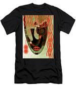 Earthy Woman Men's T-Shirt (Athletic Fit)