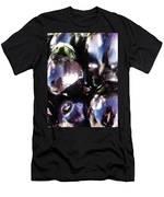 Egg Plant Men's T-Shirt (Athletic Fit)