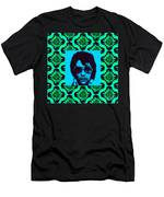 Elvis Presley Window P128 Men's T-Shirt (Athletic Fit)