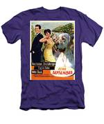 English Setter Art Canvas Print - Come September Movie Poster Men's T-Shirt (Athletic Fit)