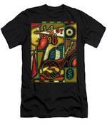 Enterprise Men's T-Shirt (Athletic Fit)