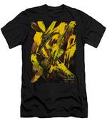 Expectations Yellow Men's T-Shirt (Athletic Fit)