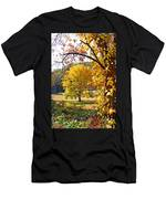 Fall Trees 4 Of Wnc Men's T-Shirt (Athletic Fit)