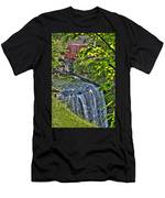 Falls.. Men's T-Shirt (Athletic Fit)