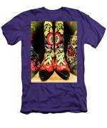 Fancy Boots Men's T-Shirt (Athletic Fit)