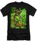 Farm Worker Men's T-Shirt (Athletic Fit)