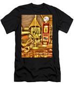Filler Up Men's T-Shirt (Athletic Fit)