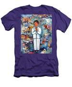 First Communion Boy Men's T-Shirt (Athletic Fit)