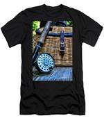 Fishing - Vintage Fly Fishing Men's T-Shirt (Athletic Fit)