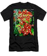 Flamboyant In Bloom Men's T-Shirt (Athletic Fit)
