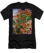 Flower Ballet Men's T-Shirt (Athletic Fit)