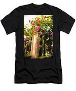 Flower Post Men's T-Shirt (Athletic Fit)