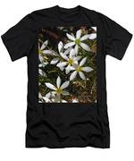 Flowers In The Pot Men's T-Shirt (Athletic Fit)