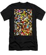 Colorful Gum Men's T-Shirt (Athletic Fit)