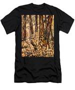 Foggy Forest Edge Men's T-Shirt (Athletic Fit)