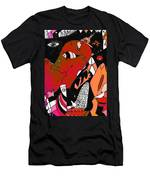 Frailty Of Festive Men's T-Shirt (Athletic Fit)