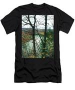 From A Distance Men's T-Shirt (Athletic Fit)