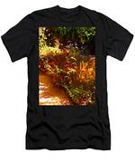 Garden Pathway Men's T-Shirt (Athletic Fit)