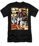 General Store With Candy Jars Men's T-Shirt (Athletic Fit)