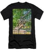 Gettysburg Battleground Memorial Men's T-Shirt (Athletic Fit)