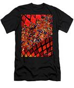 Glass And Beads Men's T-Shirt (Athletic Fit)