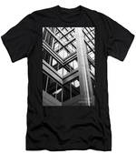 Glass And Steel Men's T-Shirt (Athletic Fit)