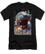Glass Jaguar Men's T-Shirt (Athletic Fit)