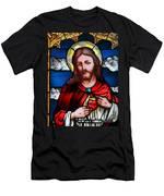 Gold Halo Men's T-Shirt (Athletic Fit)