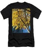 Golden Zen Men's T-Shirt (Athletic Fit)
