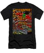 Grazing Table 2 Men's T-Shirt (Athletic Fit)