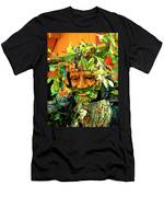 Greenman Men's T-Shirt (Athletic Fit)