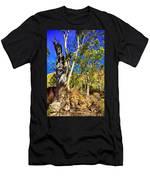 Gum Tree Ridge Men's T-Shirt (Athletic Fit)