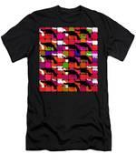 Guns Blazing Men's T-Shirt (Athletic Fit)