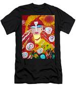 Helianna - Angel Of Divine Serenity Men's T-Shirt (Athletic Fit)