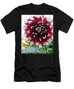 Hello Dahlia Men's T-Shirt (Athletic Fit)