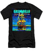 Here Comes Gasparilla Men's T-Shirt (Athletic Fit)
