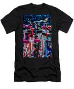 High Time To Buy A Scooter 1 Vertical Men's T-Shirt (Athletic Fit)