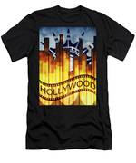 Hollywood Gold Men's T-Shirt (Athletic Fit)