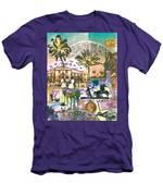 Hotel California Men's T-Shirt (Athletic Fit)